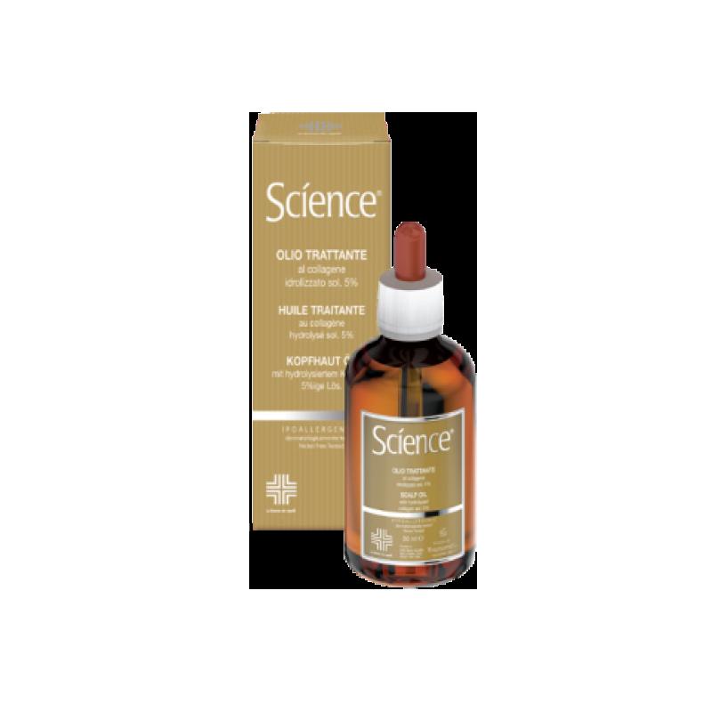 Collagen 5% Hair Oil (5% - li hidrolizə kollagen tərkibli saç yağı)